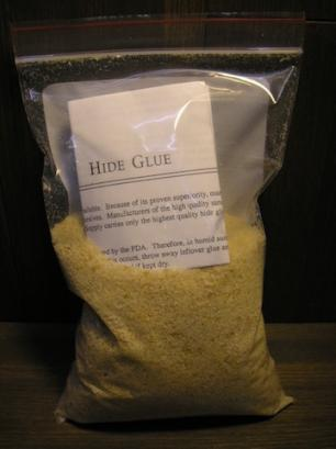 #235 Hide Glue Crystals(ニカワ)450g