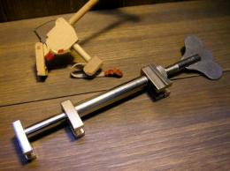 #172AB UPバット&ハンマー抜き A+B/UP butt & hammer head extractor,A+B