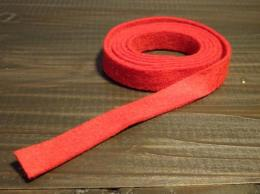 #286RIBBON 弦止音フェルト1.5tx15wx1.500mm/String felt(Ribbon felt)